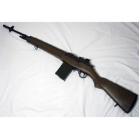 M14ガスブロ ガス注入の際の注意点