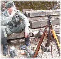 ドイツ軍撮影会 2010年2月 その2