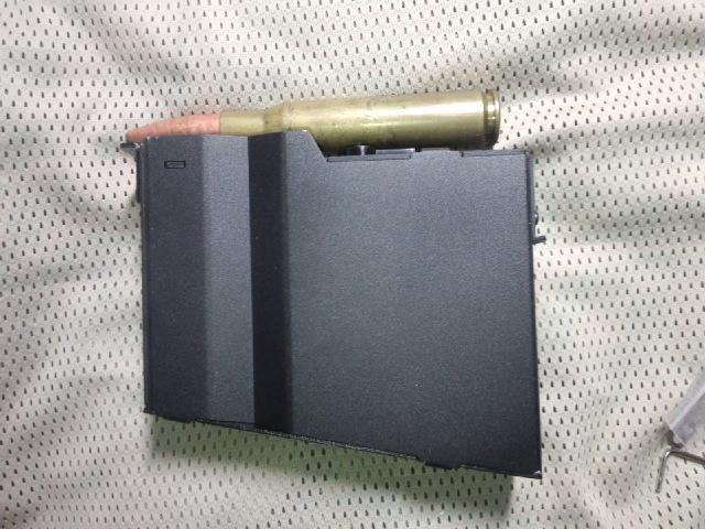 SWのバレットM82A1用マガジン