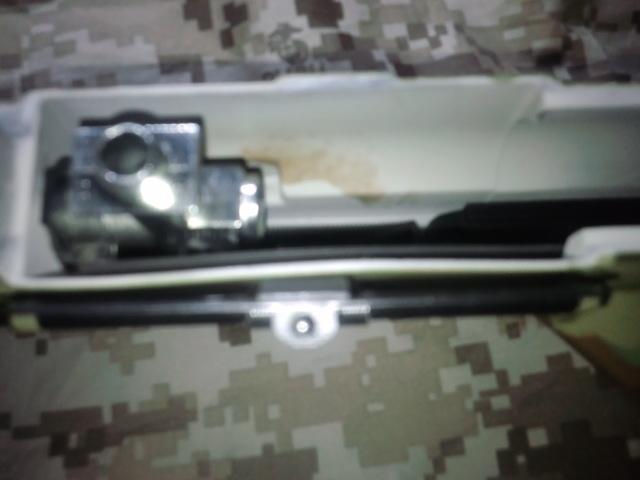 コスタ氏モデルUXR M4 AEG DX Verキタが…