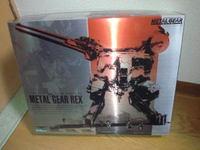 KOTOBUKIYA製 METAL GEAR REX
