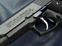 """ダブルアクションなガバ """"WA M1911 SEECAMP"""""""