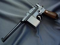 Mauserの読みは?【マルシンM712(6㎜)】