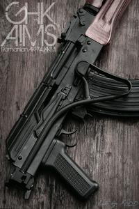 【ルーマニア】GHK AIMS購入AKM/AK-47】