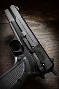 Hsu-Wei Browning Hi-Power MkⅢ