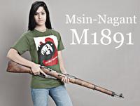 ZETA-LAB モシン・ナガンM1891/44 改良その1