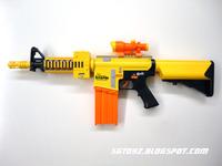 【Zecong Toys】 PHOTON STORM【M4?】