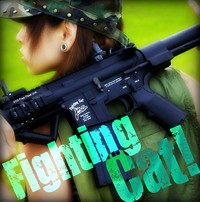 G&P WOC Fighting Cat 【MIAD】