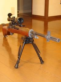 M14スコープマウント