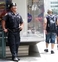 NYPD パンツ