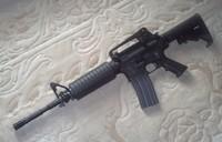 KSC M4 撃ってみました
