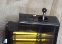 次世代G36K自作ボルトストップ プチ改修