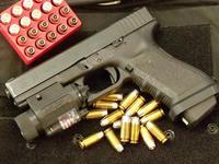 実銃、私の「キャリーガン」Glock22