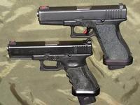 実銃、私の競技用GUN USPSA IDPA