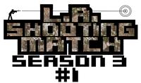 LAシューティングマッチseason3#1開催します!