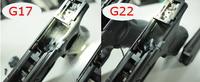 glock22、17と違うとこ