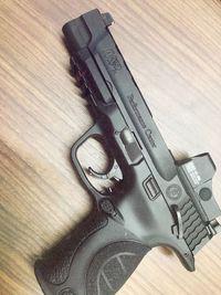 東京マルイ M&P 9L PCポーテッド 適合パーツリスト