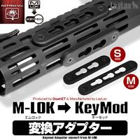\新製品情報/NITRO.Vo M-LOK変換Keymodアダプター