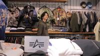 北村諒×ALPHA INDUSTRIES×LayLax コラボ動画「LONG ver.(3分14秒)」公開!