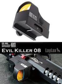 【再入荷情報】ダットサイト「Evil Killer 08」