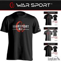 WAR SPORT正式ライセンス半袖Tシャツ! 2017/03/18 13:05:51
