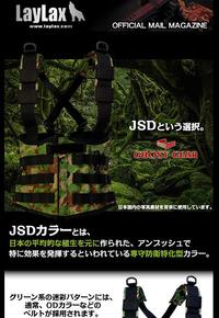 JSDという選択!