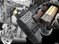 P90 COMPLETE CUSTOM 「轟雷(GOHRAI)」