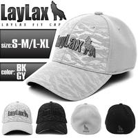 \新製品情報/LayLax フィットキャップ A-FLEX 3D刺繍