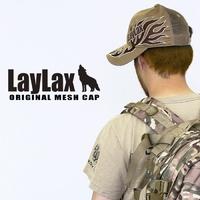 LayLaxオリジナルメッシュキャップ 帽子