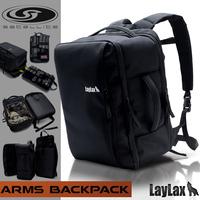\新製品情報/satellite(サテライト) ARMS BACKPACK アームズバックパック