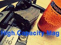 次世代M4マガジン 実物外装化 多弾ver