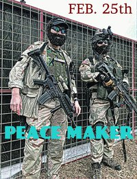 PEACE MAKER GAME@DESERT UNION