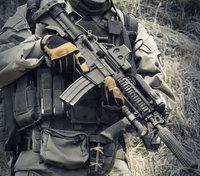 次世代M4 実物マガジン外装加工 PART2