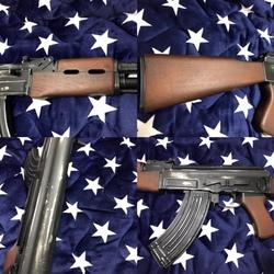 AK47ダメージカスタム アップ