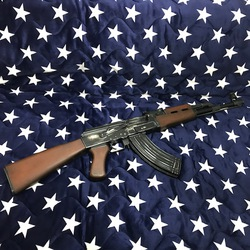 AK47ダメージカスタム