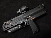 電動MP7A1軽量化