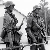 ドイツ軍野戦装備と概略