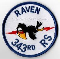 パッチ 55th Wing 343th Recon Squadron その2
