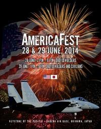 アメリカフェスト2014 嘉手納基地