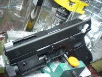東京マルイ Glock18C また自作。