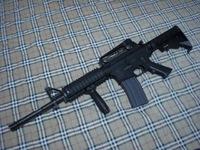 KSC M4 買っては見たものの・・・・。