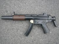 CYMA P.2000 MP5SD3