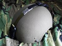 CVC改造ヘルメット