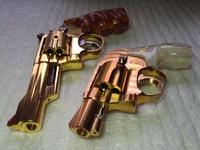真鍮ガスガン合法処理バレル閉鎖
