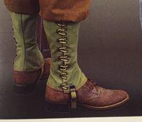 ブーツ関連アイテム。