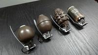 手榴弾を使おう!(^◇^)