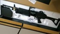 A&K M249 MINIMI MK1その1