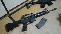 MGC M16A2(M723)ガスガンを試射してみた