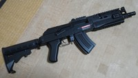 CYMA製AK47βその後・・・