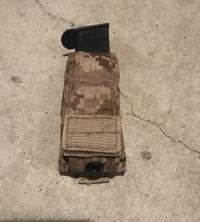 EI 9mmカイデックスポーチ シングル